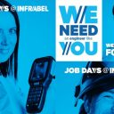 We need you campaign. Photo: Infrabel