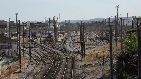 Portuguese railway. Photo: CP