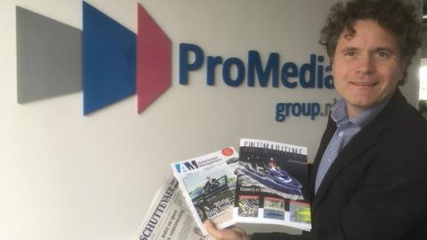 Joan Blaas, owner Promedia Group