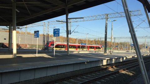 Lodz Railway Station. Photo: Wikimedia Commons