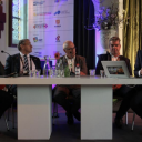 Panel logistics providers at the New Silk Road Conference 2018