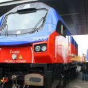 PowerHaul locomotive at Innotrans 2012. Photo: DeviantArt
