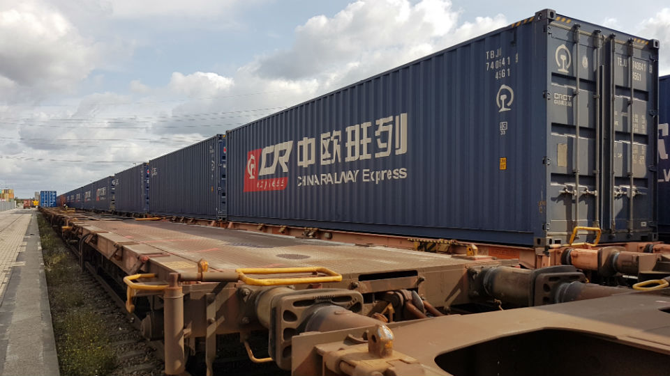 Double stack container train Google Search Trains Rail Road