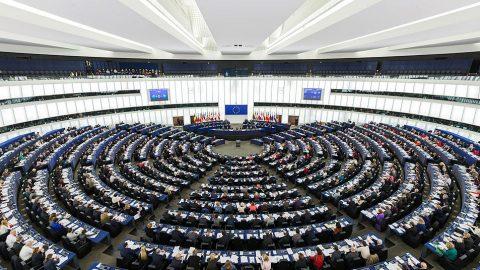 European Parliament. Photo: Wikipedia