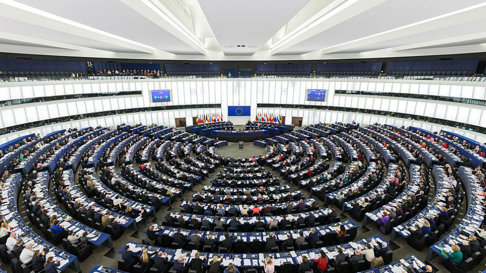 European Parliament. Photo: Wikipedia
