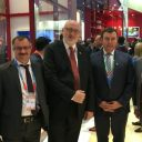 Rail Cargo Group at the China International Import Expo. Photo: RCG