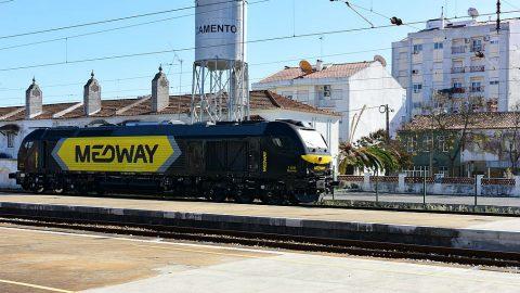 Medway locomotive. Photo: Wikimedia Commons