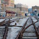 Ancona Station, Italy