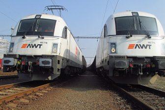 AWT Taurus locomotives, source: Advanced World Transport (AWT)