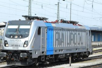 Traxx 3 locomotive