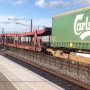 Carlsberg Train DB Cargo