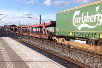 Carlsberg Train DB Cargo