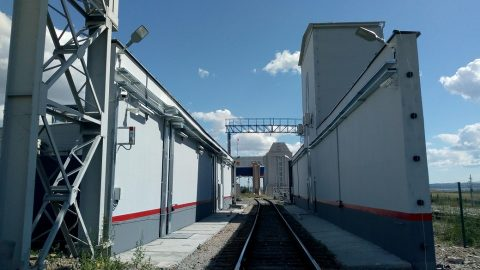 Customs inspection complex, source: Ruselectronics