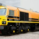Freightliner locomotive