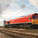 Intermodel locomotive DB Cargo UK