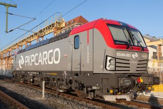 Siemens Vectron locomotive PKP Cargo, source: Siemens Mobility