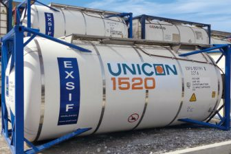 Unicon 1520 tank container