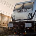 Bombardier Traxx DC3 locomotive