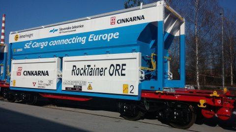 InnoFreight Sggrrs wagon, source: Slovenske železnice