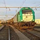 Transfesa train
