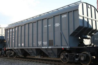 UWC hopper car