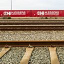 Train with H.Essers livery