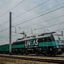 Lineas freight train, source: Lineas