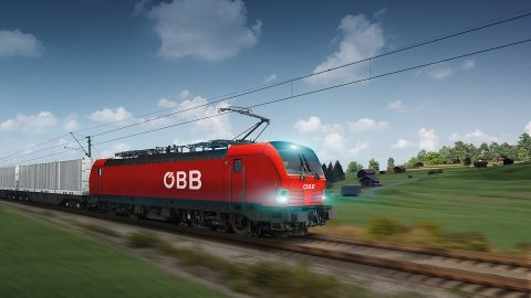 ÖBB Vectron locomotives from Siemens Mobility, source: Siemens Mobility