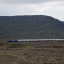 Schotland GB Railfreight train