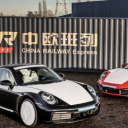 Porsche on the New Silk Road