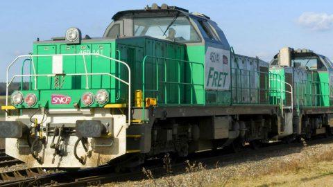 SNCF Fret locomotive