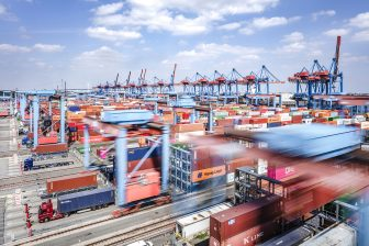 Container Terminal Altenwerder CTA