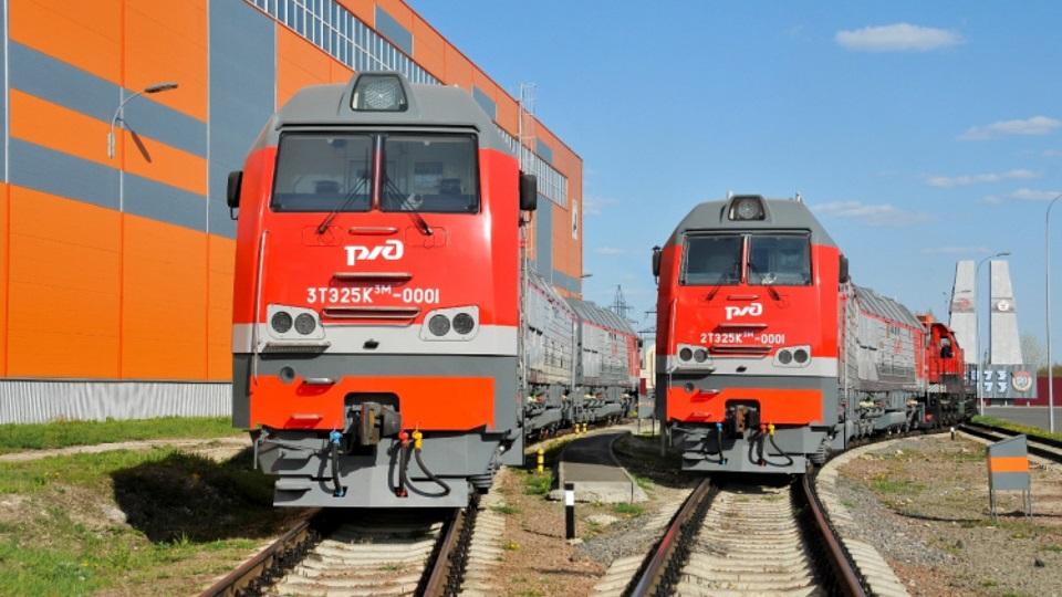 3TE25K3M and 2TE25K3M diesel freight locomotives, source: Transmashholding