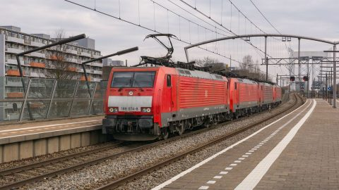 DB Cargo the Netherlands