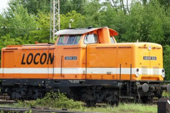 LOCON locomotive