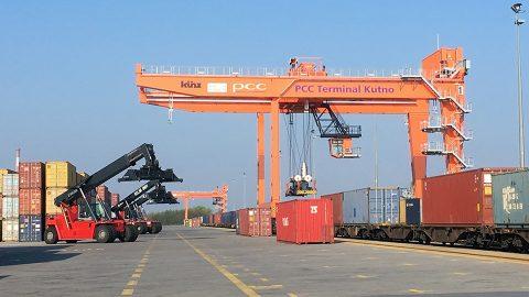 PCC intermodal terminal in Kutno, source: PCC Intermodal