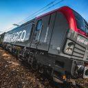 PKP Cargo Vectron locomotive, source: PKP Cargo
