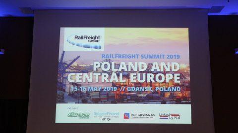 RailFreight Summit 2019, source: RailFreight