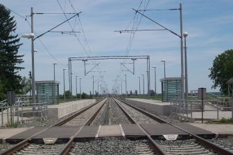 Railway line in Croatia, source: HŽ Infrastruktura