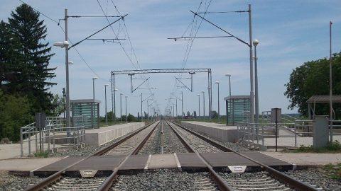 Railway line in Croatia, source: HŽ Infrastruktura