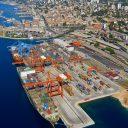 Port of Rijeka, source: Port of Rijeka Authority