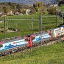 Siemens Vectron locomotives of SBB Cargo International, source: SBB