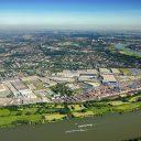Duisburg intermodal terminal, source: Duisburger Hafen AG (duisport)