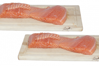 Salmon from Norway