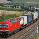 DB Cargo container train, source: DB Cargo