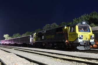 Freightliner jumbo train, source: Freightliner