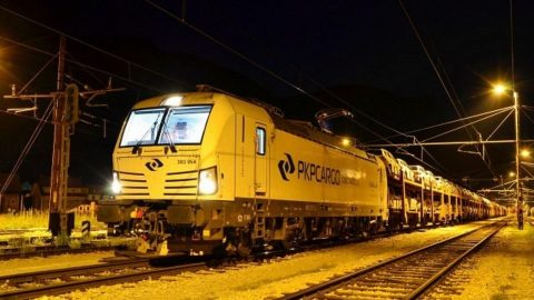 PKP Cargo locomotive in Slovenia, source: Advanced World Transport (AWT)