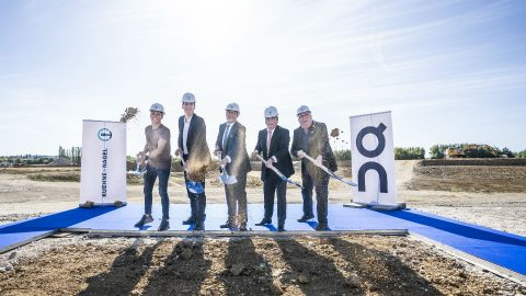 Kuehne + Nagel opens warehouse in Luxembourg | RailFreight com