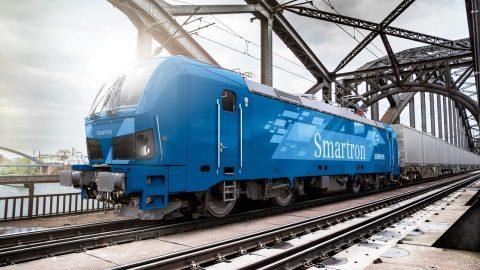 Siemens Smartron locomotive, source: Siemens Mobility