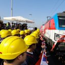 First container train from China to Serbia, source: Serbian Railways Infrastructure